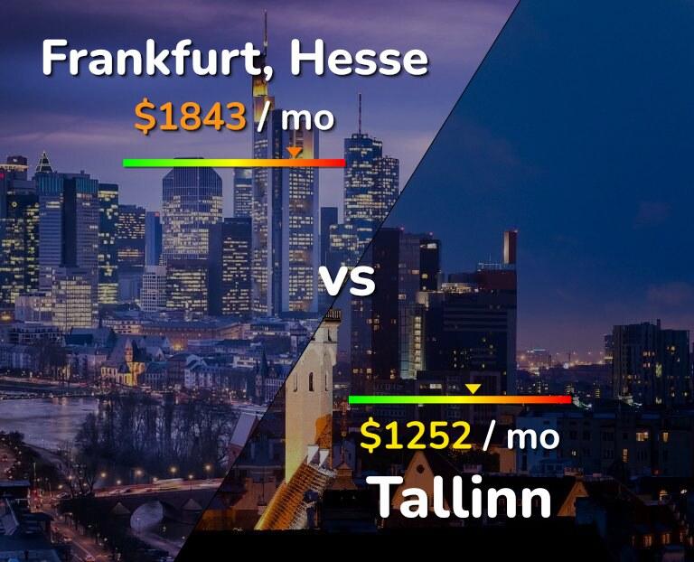 Tallinn Frankfurt